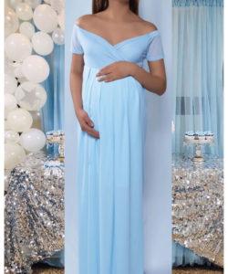 Vestido para sesión de fotos de embarazada Freya