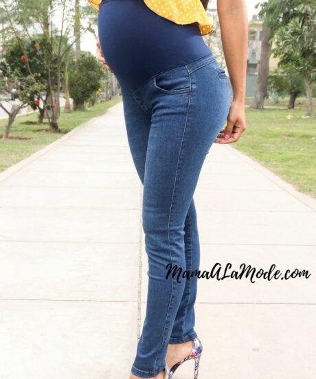 Pantalón para embarazadas Jeans Michely