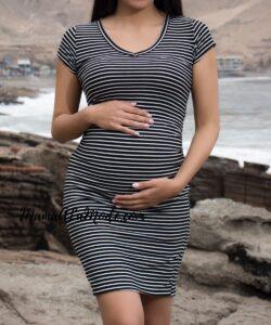 Vestido para embarazadas Hally