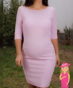 Vestido para embarazada Juvenil