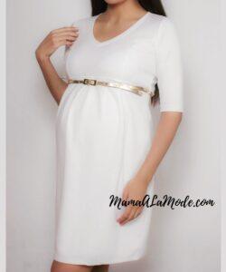 Vestido para embarazadas Milet