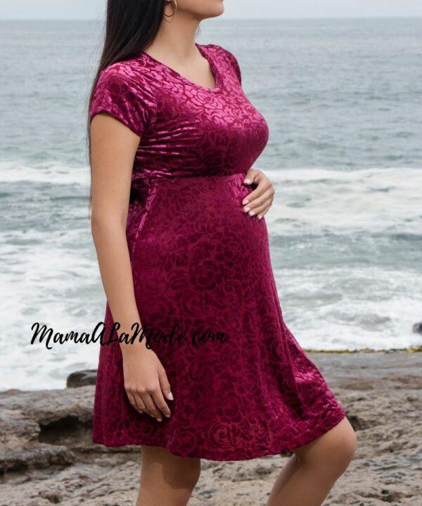 Vestido para embarazadas Tania