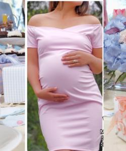 Vestido para embarazada Xoxo