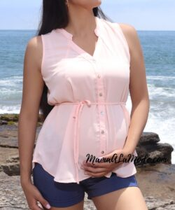Blusa para embarazadas Bibi