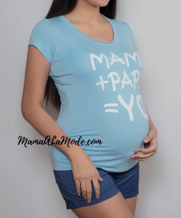 Polo para embarazadas Mami