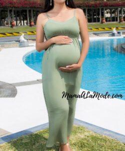 Vestido para embarazadas Alejandra