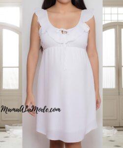 vestido para embarazadas Nina