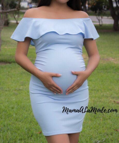 Vestido para embarazadas Xoxo
