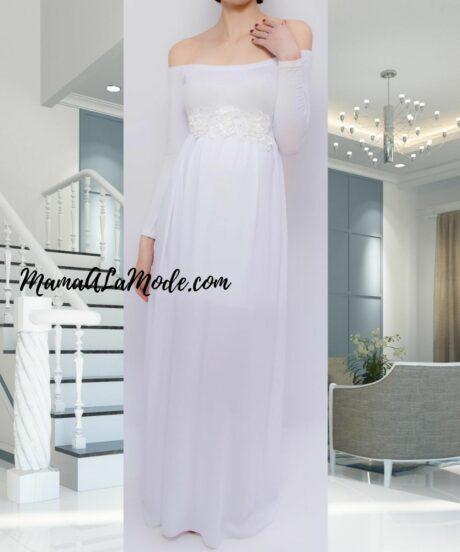 Vestido para embarazadas Rafaela