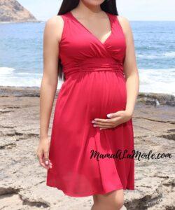 Vestido para embarazadas Zuzane