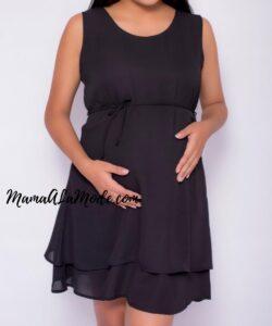vestido para embarazadas Zara