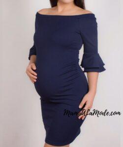 Vestido para embarazadas italy