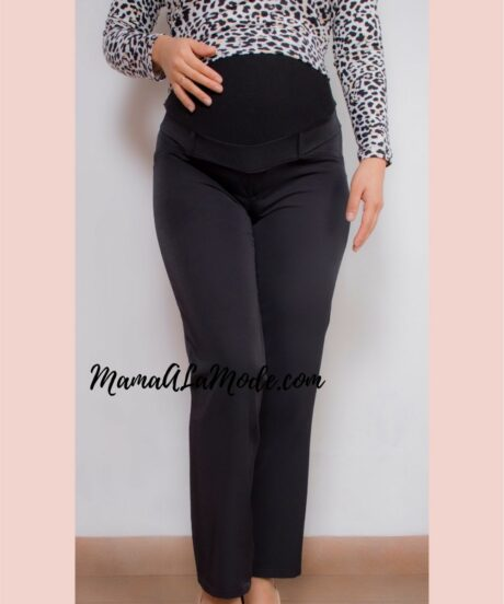 Pantalones De Maternidad Mama A La Mode
