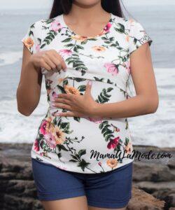 Polo para embarazadas Hanna