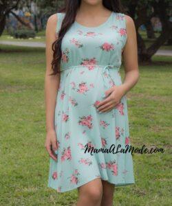 Vestido para embarazadas Brazz