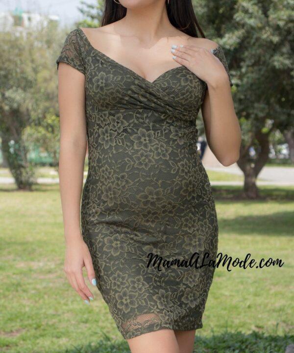 Vestido para embarazadas Leya