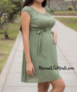 Vestido para embarazadas Mayli