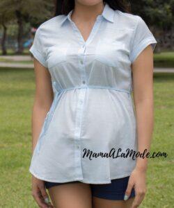 Blusa para embarazadas Lara