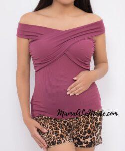Polo para embarazadas Lorena
