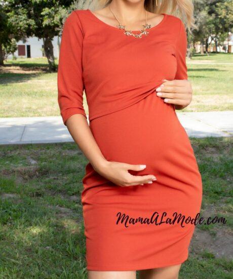 Vestido para embarazadas Izza