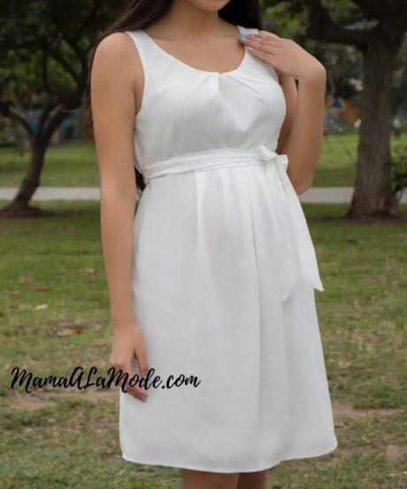 Vestido para embarazadas Scarlet