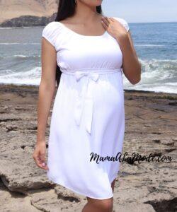 Vestido para embarazadas Bridal