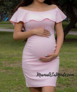 Vestido para embarazadas Fernanda