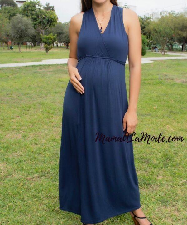 Vestido para embarazadas Axxel