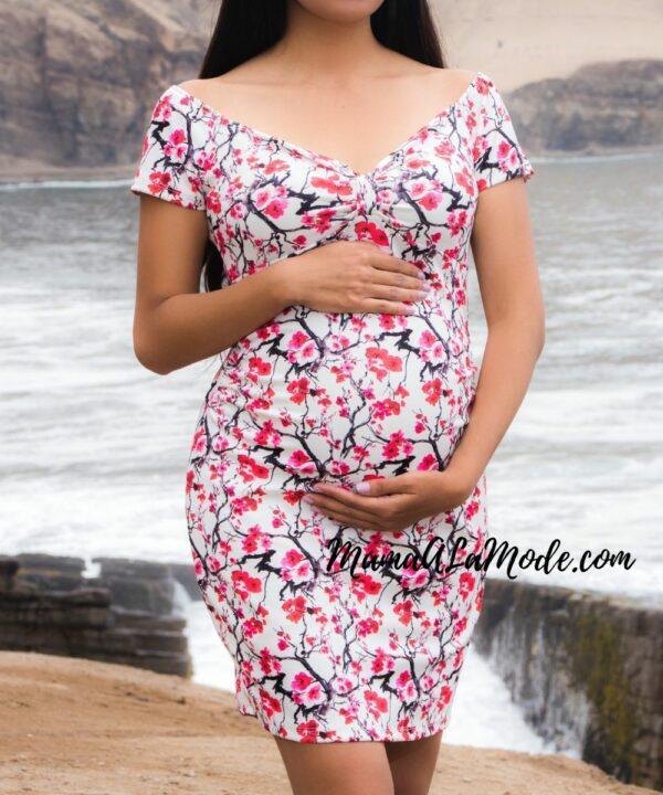 Vestido para embarazadas Chelsy