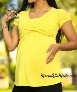 Polo para embarazadas Cloe