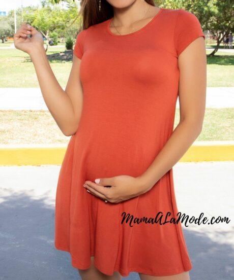 Vestido para embarazadas Stine