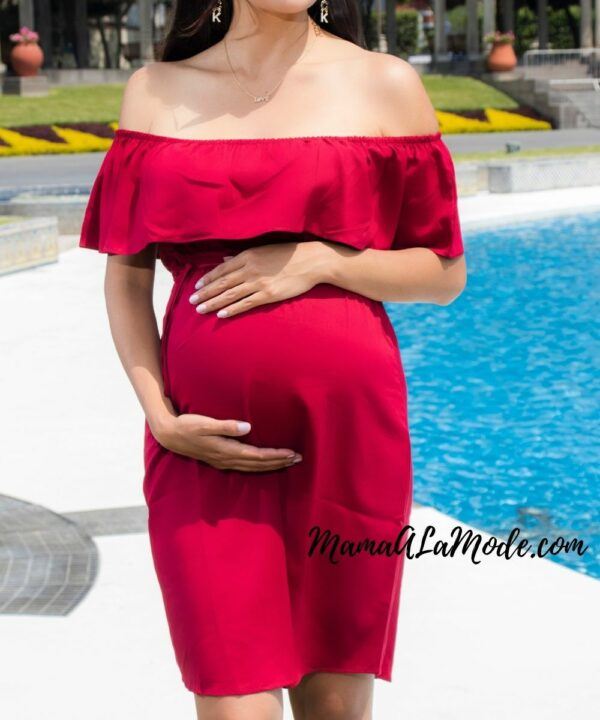 Vestido para embarazadas Cataleya