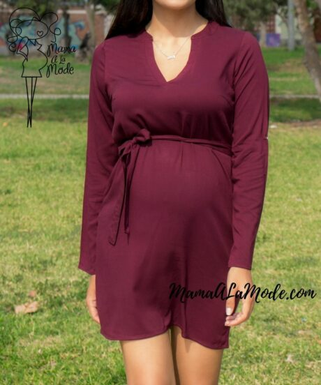 Vestido para embarazadas Moremi