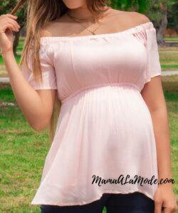 blusa para embarazadas Abigail