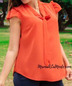 Blusa para embarazadas Xiomi