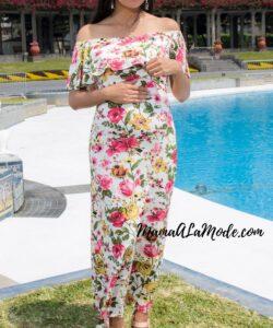 Vestido para embarazadas Ivanka