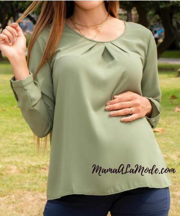 Blusa para embarazadas Elsie