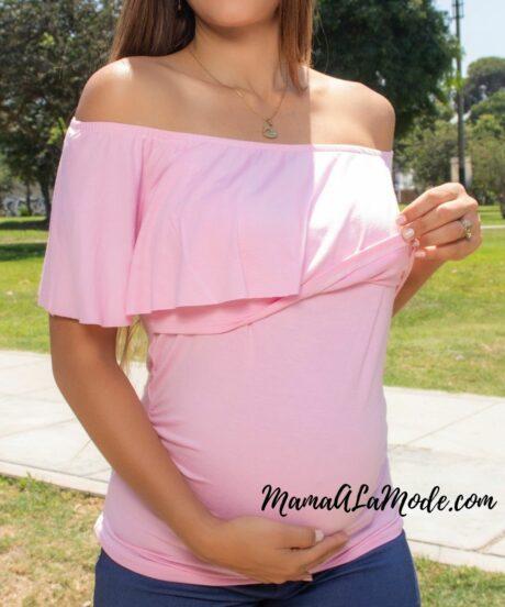 Polo para embarazadas Ylenia