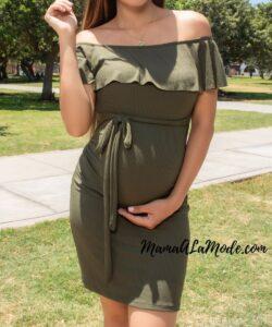Vestido para embarazadas Amyna