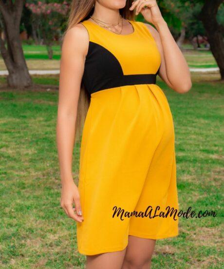 Vestido para embarazadas Imperio