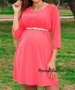 Vestido para embarazadas Salomé