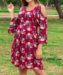 Vestido para embarazadas Zuzy
