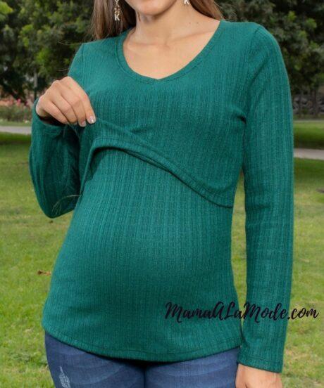 Chompa para embarazadas Belen