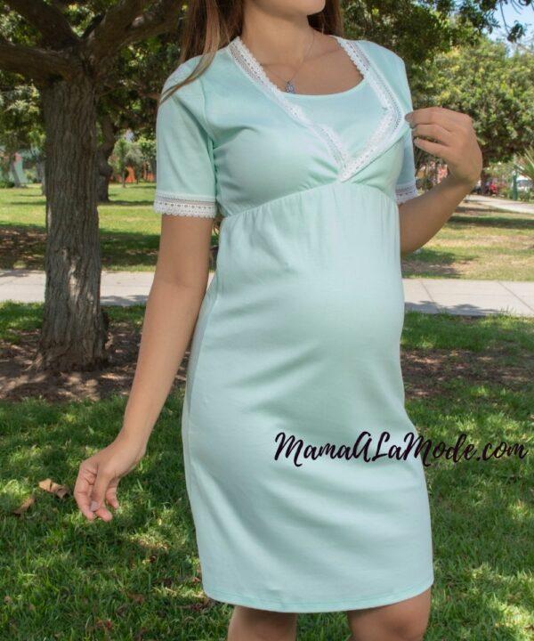Pijama de embarazo y lactancia Oasis