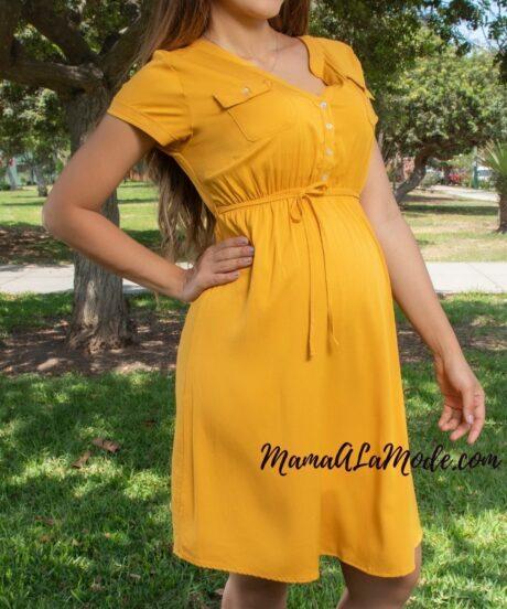 Vestido para embarazadas Gianna