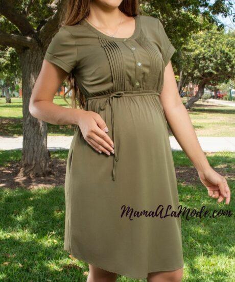 Vestido para embarazadas Belinda