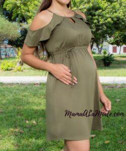 Vestido para embarazadas Mikela