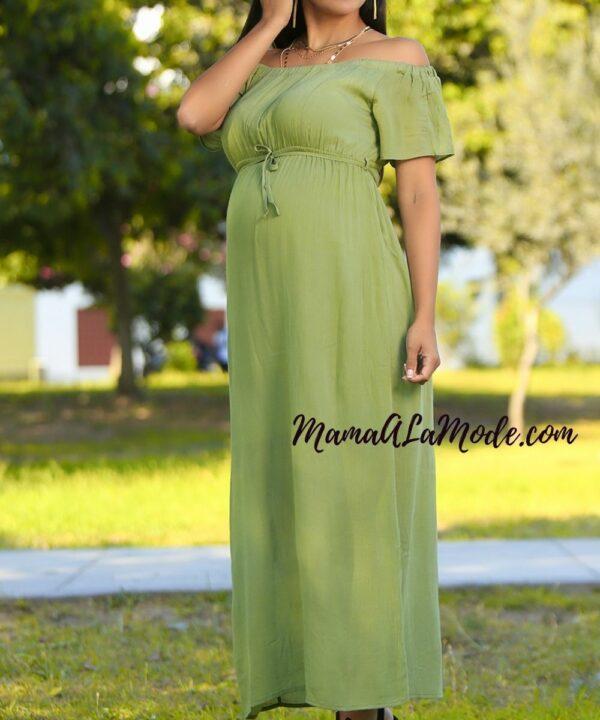 Vestido para embarazadas Annie