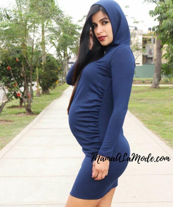Oversize para embarazadas Pam