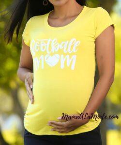 Polo para embarazadas Mom